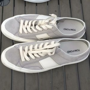 Tom Ford - Cambridge Suede Sneakers - Size 11
